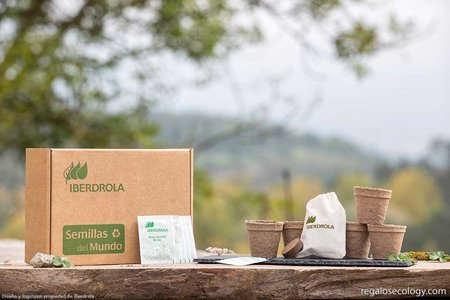 KIT DE CULTIVO REGALO EMPRESA: Kit de semillas para regalo promocional. Marketing ecológico.\\n\\n28/06/2019 21:40